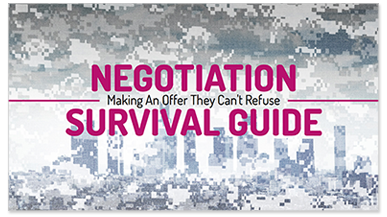 Negotiation Survival Guide